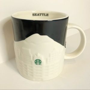 Starbucks Seattle Relief Mug City Collection 16 Oz